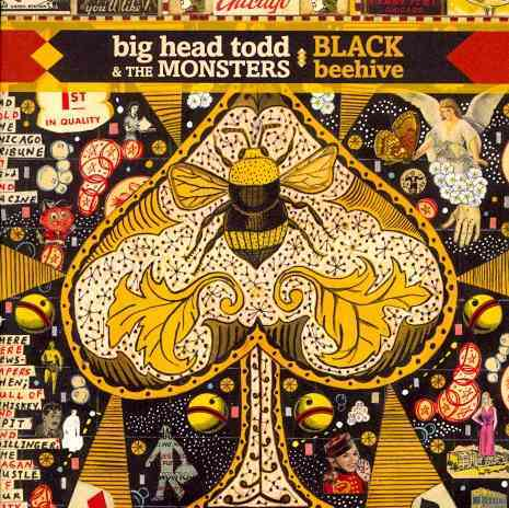 BLACK BEEHIVE BY BIG HEAD TODD AND TH (CD)